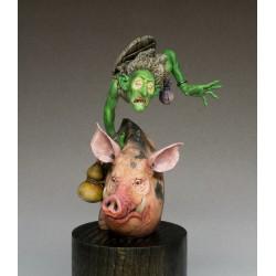 GOB ON PIG
